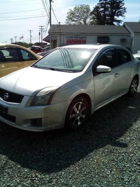 2012 Nissan Sentra for sale at Locust Auto Imports in Locust NC