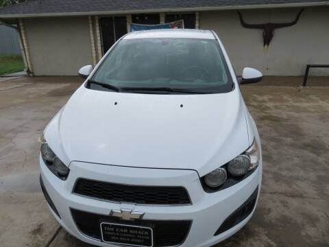 2015 Chevrolet Sonic for sale at The Car Shack in Corpus Christi TX