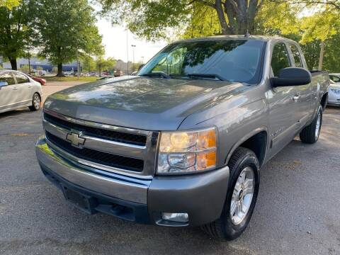 2007 Chevrolet Silverado 1500 for sale at Atlantic Auto Sales in Garner NC