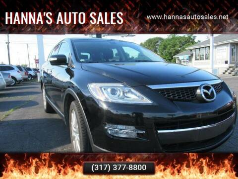 2008 Mazda CX-9 for sale at Hanna's Auto Sales in Indianapolis IN