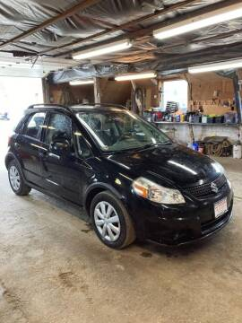 2010 Suzuki SX4 Crossover for sale at Lavictoire Auto Sales in West Rutland VT