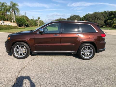 2014 Jeep Grand Cherokee for sale at Unique Sport and Imports in Sarasota FL