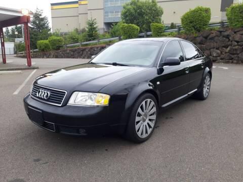 2002 Audi A6 for sale at South Tacoma Motors Inc in Tacoma WA