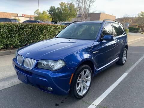 2007 BMW X3 for sale at LG Auto Sales in Rancho Cordova CA