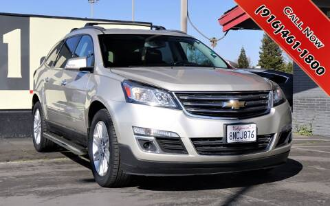2013 Chevrolet Traverse for sale at H1 Auto Group in Sacramento CA