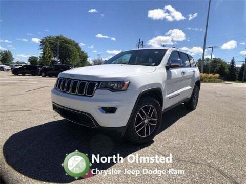 2017 Jeep Grand Cherokee for sale at North Olmsted Chrysler Jeep Dodge Ram in North Olmsted OH