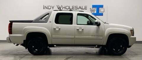 2011 Chevrolet Avalanche for sale at Indy Wholesale Direct in Carmel IN