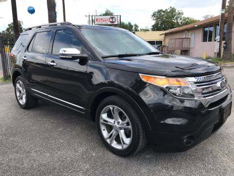 2013 Ford Explorer for sale at Auto A to Z / General McMullen in San Antonio TX