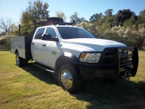2014 RAM 4500 4x4 Crew Cab Service Trk for sale at Venture Auto Sales Inc in Augusta GA