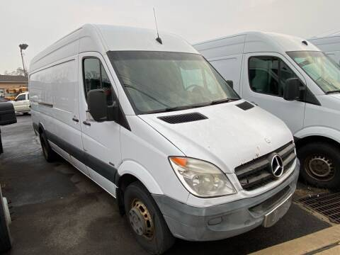 2011 Mercedes-Benz Sprinter Cargo for sale at Bristol Auto Mall in Levittown PA