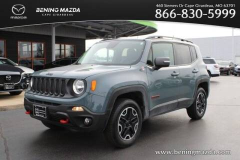 2016 Jeep Renegade for sale at Bening Mazda in Cape Girardeau MO