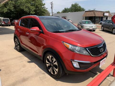 2013 Kia Sportage for sale at KD Motors in Lubbock TX