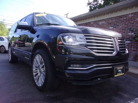 2015 Lincoln Navigator L for sale at Certified Motorcars LLC in Franklin NH