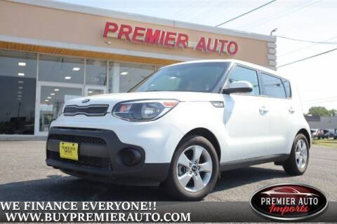 2017 Kia Soul for sale at PREMIER AUTO IMPORTS - Temple Hills Location in Temple Hills MD