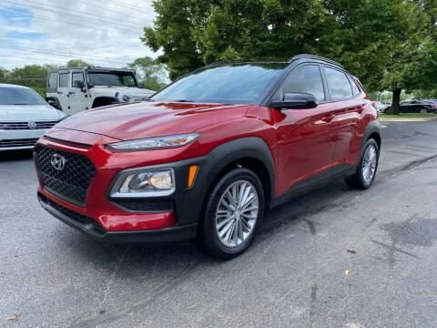 2020 Hyundai Kona for sale at VK Auto Imports in Wheeling IL