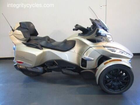 2017 Can-Am SPYDER RT-S SE6 for sale at INTEGRITY CYCLES LLC in Columbus OH