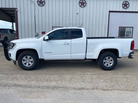 2015 Chevrolet Colorado for sale at Circle T Motors INC in Gonzales TX