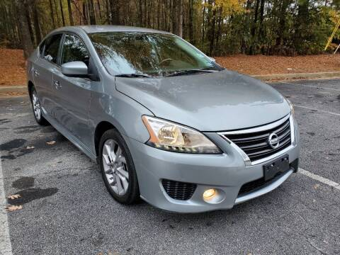 2013 Nissan Sentra for sale at GA Auto IMPORTS  LLC in Buford GA