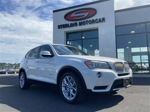 2011 BMW X3 for sale at Sterling Motorcar in Ephrata PA
