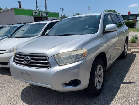 2008 Toyota Highlander for sale at Columbus Car Trader in Reynoldsburg OH