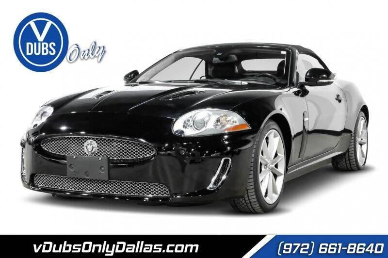 2010 Jaguar XK for sale in Dallas, TX