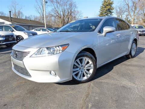 2014 Lexus ES 350 for sale at GAHANNA AUTO SALES in Gahanna OH