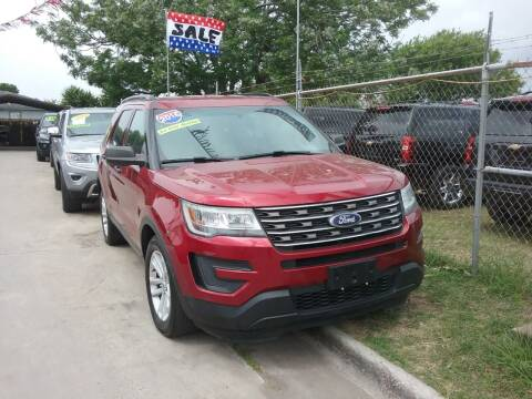 2016 Ford Explorer for sale at Express AutoPlex in Brownsville TX