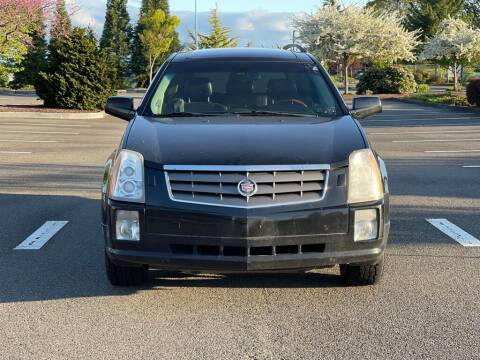 2004 Cadillac SRX for sale at Q Motors in Tacoma WA