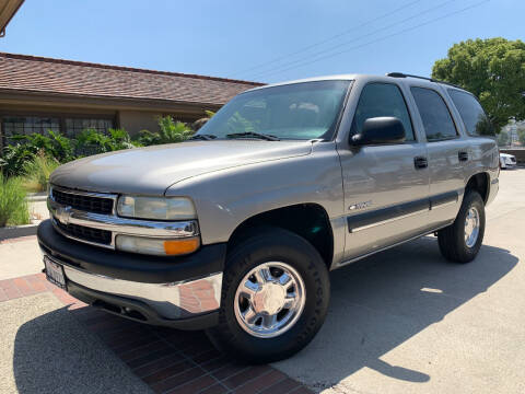 2003 Chevrolet Tahoe for sale at Auto Hub, Inc. in Anaheim CA