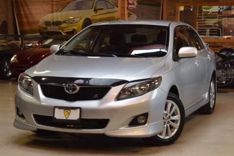 2009 Toyota Corolla for sale at Chicago Cars US in Summit IL