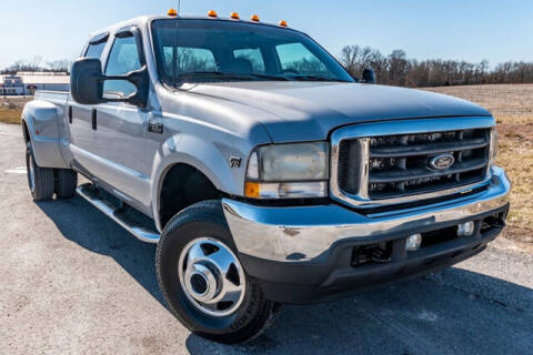 2002 Ford F-350 Super Duty for sale at Fruendly Auto Source in Moscow Mills MO