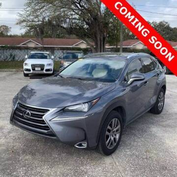 2016 Lexus NX 200t for sale at Monster Cars in Pompano Beach FL