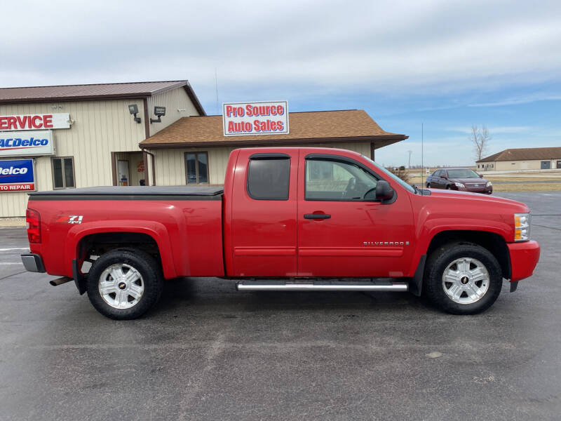 2009 Chevrolet Silverado 1500 for sale at Pro Source Auto Sales in Otterbein IN