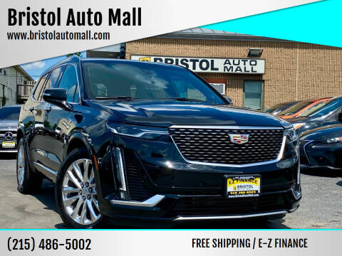 2020 Cadillac XT6 for sale at Bristol Auto Mall in Levittown PA