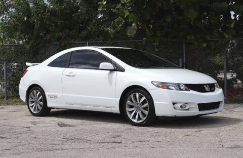 2010 Honda Civic for sale at No 1 Auto Sales in Hollywood FL