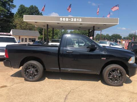 2014 RAM Ram Pickup 1500 for sale at BOB SMITH AUTO SALES in Mineola TX