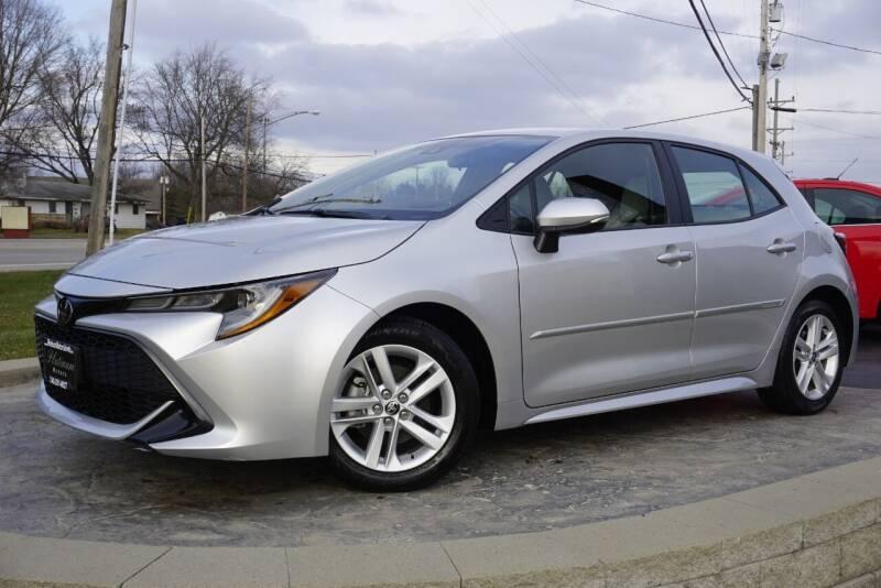 2019 Toyota Corolla Hatchback for sale at Platinum Motors LLC in Heath OH