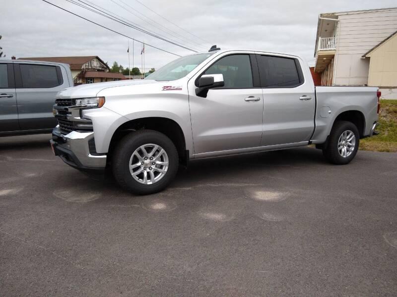 2020 Chevrolet Silverado 1500 for sale at KATAHDIN MOTORS INC /  Chevrolet Sales & Service in Millinocket ME