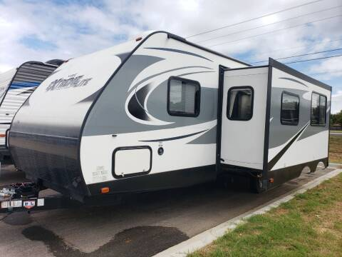2018 Forest River Vibe Extreme 261BHS for sale at Ultimate RV in White Settlement TX