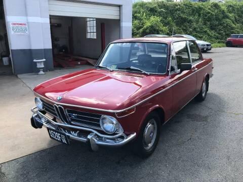 1969 BMW 2 Series