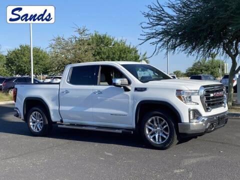 2019 GMC Sierra 1500 for sale at Sands Chevrolet in Surprise AZ