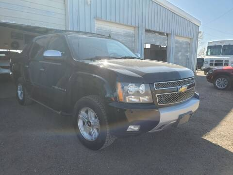 2007 Chevrolet Avalanche for sale at PYRAMID MOTORS - Pueblo Lot in Pueblo CO