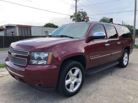 2008 Chevrolet Suburban for sale at Diana Rico LLC in Dalton GA