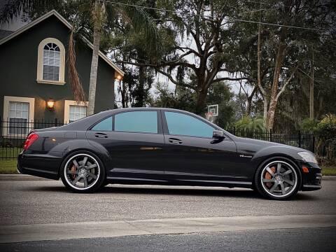 2011 Mercedes-Benz S-Class for sale at FALCON AUTO BROKERS LLC in Orlando FL