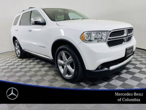 2013 Dodge Durango for sale at Preowned of Columbia in Columbia MO