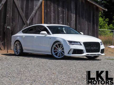 2014 Audi S7 for sale at LKL Motors in Puyallup WA