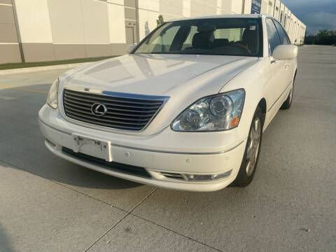 2004 Lexus LS 430 for sale at Quality Auto Sales And Service Inc in Westchester IL