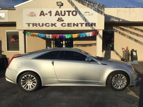 2013 Cadillac CTS for sale at A-1 AUTO AND TRUCK CENTER in Memphis TN