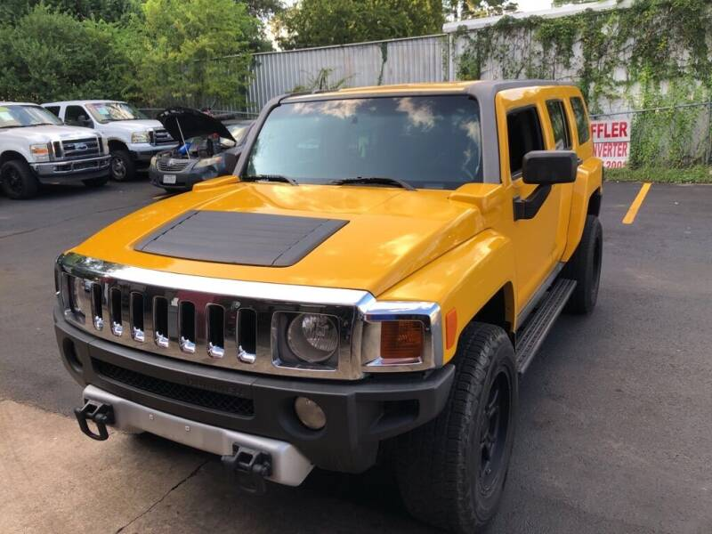 2007 HUMMER H3 for sale at 4 Girls Auto Sales in Houston TX