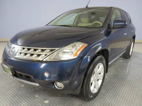 2007 Nissan Murano for sale at Hagan Automotive in Chatham IL